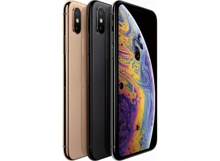 iPhone XS Max 256GB Dual SIM (Silver)
