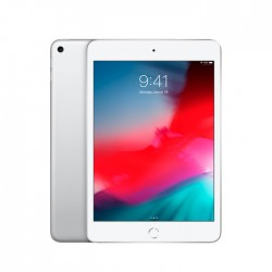 iPad Mini Wi-Fi + LTE 64GB Silver (MUXG2) 2019