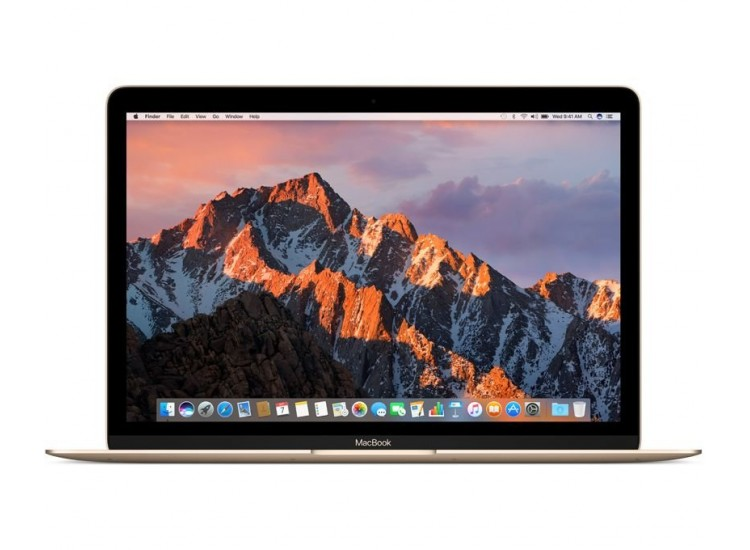 "Apple MacBook 12"" 256GB Gold (MNYK2) 2017"