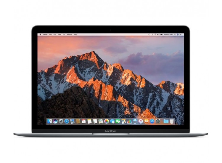 "Apple MacBook 12"" 256GB Space Gray (MNYF2) 2017"