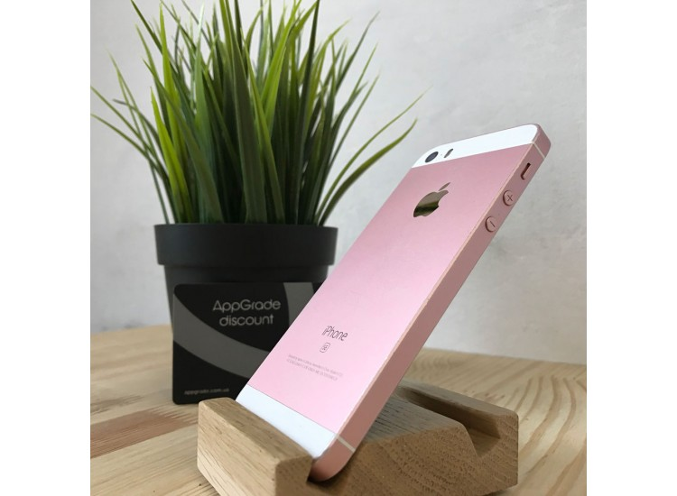 б/у iPhone SE 16GB (Rose Gold)